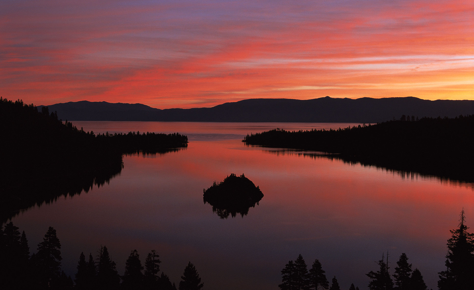 Lake Tahoe Photographer Emerald Bay