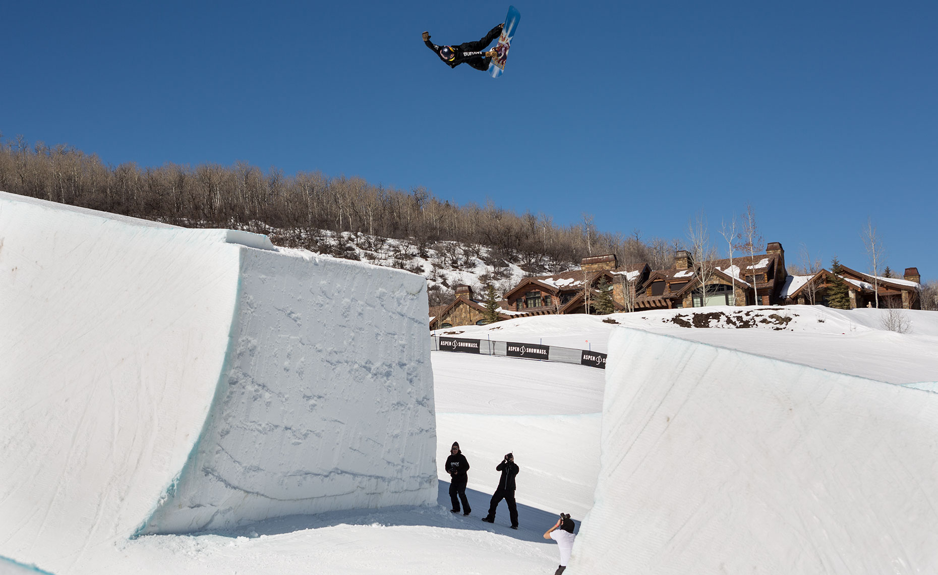 Ben Ferguson Red Bull Double Pipe