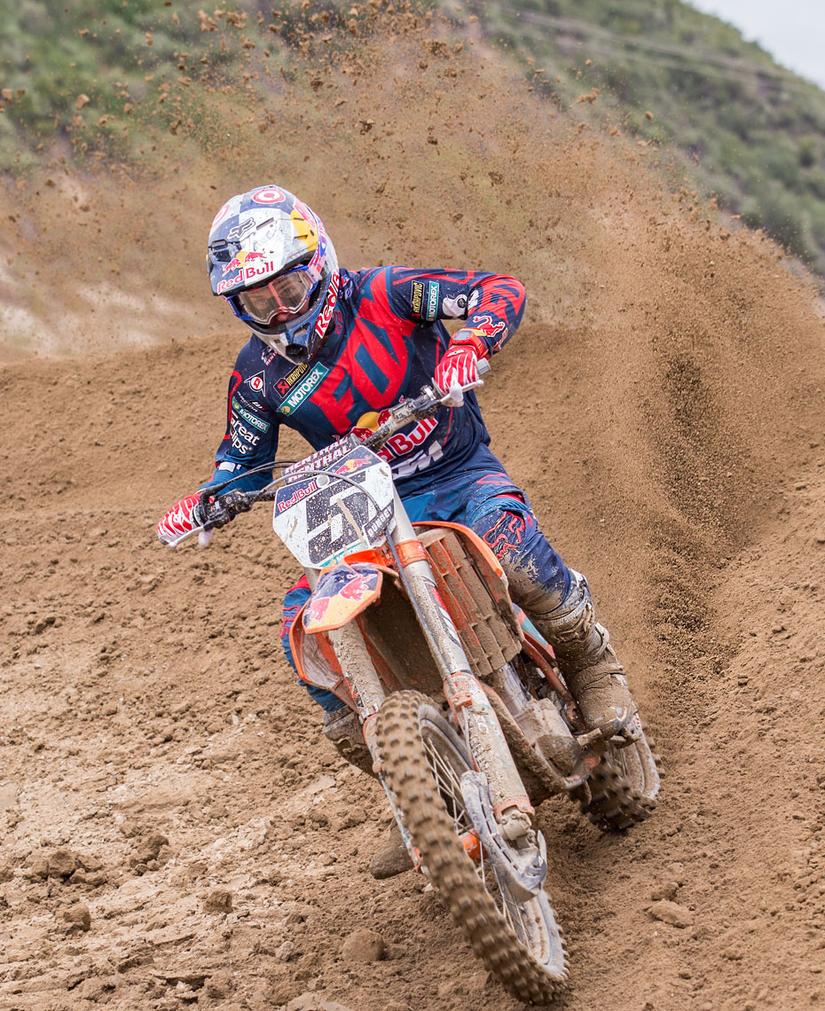 Ryan Dungey Wheaties Photoshoot Glen Helen California
